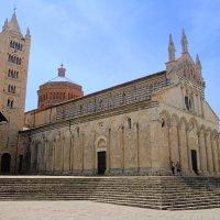Massa Marittima Kathedrale - Massa Marittima cathedral 03